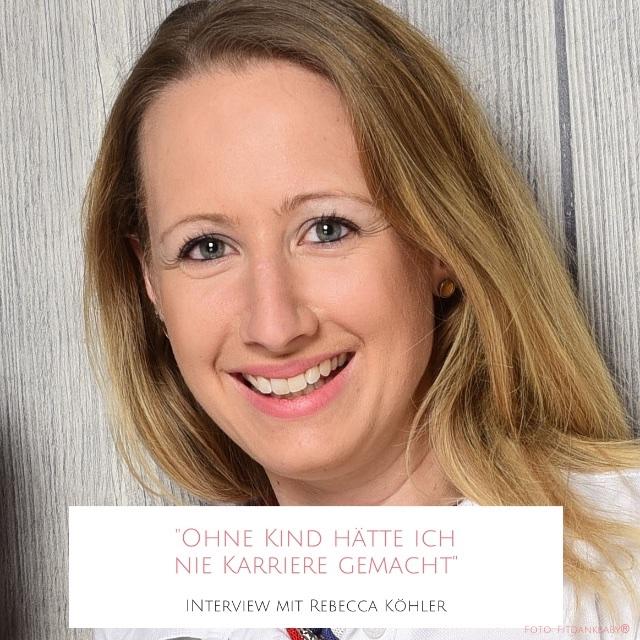 Cover Interview mit Rebecca Köhler von fitdankbaby
