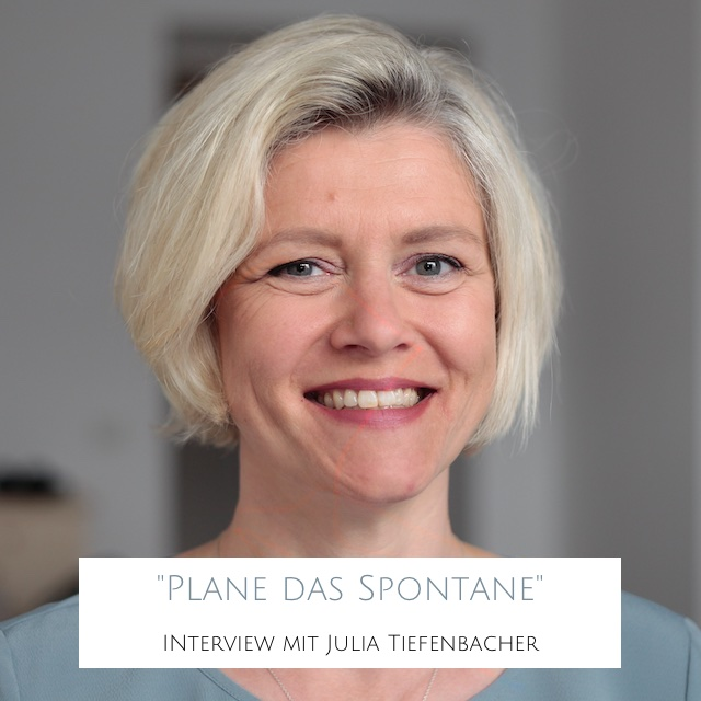 Cover Interview mit Julia Tiefenbacher